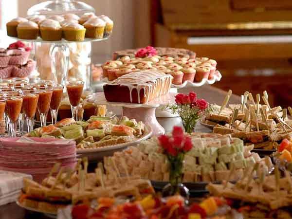 تزيين وترتيب الطاولة في العيد 3