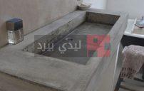مغاسل حمامات من الاسمنت 4