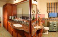 ديكور مرآة حمام مغربي 2