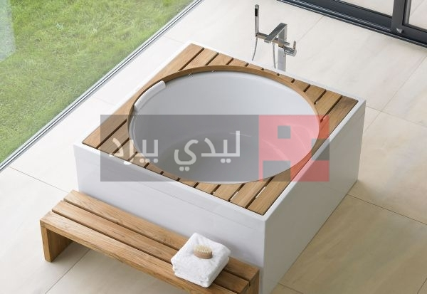 بانيو حمامات دائرية 1
