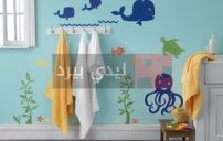 تزيين حمام الاطفال 2