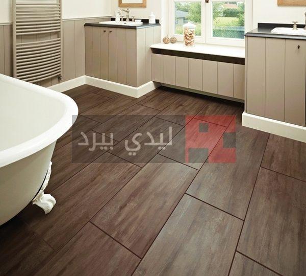 ارضيات حمامات خشبية 5