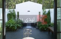 صور حمامات على حديقة المنزل 7