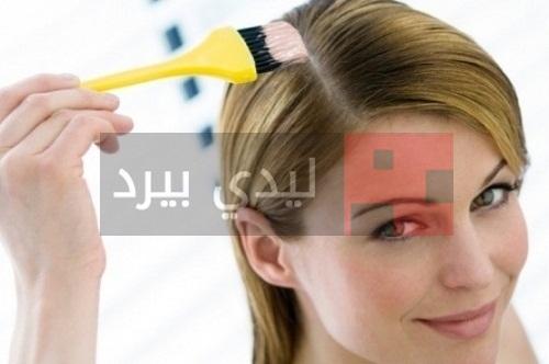 كيف اصبغ شعري طبيعيا 1