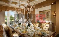 غرف طعام ملكية 6