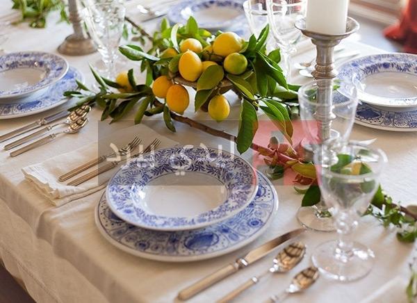 صور ترتيب مائدة الطعام 1
