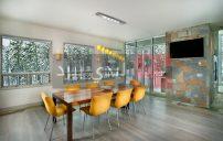 صور غرف طعام مع شاشة التلفاز 4