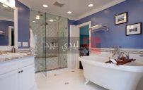 دهانات حوائط حمامات ملونة 2
