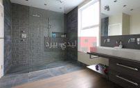 ديكورات حمامات رمادية 6