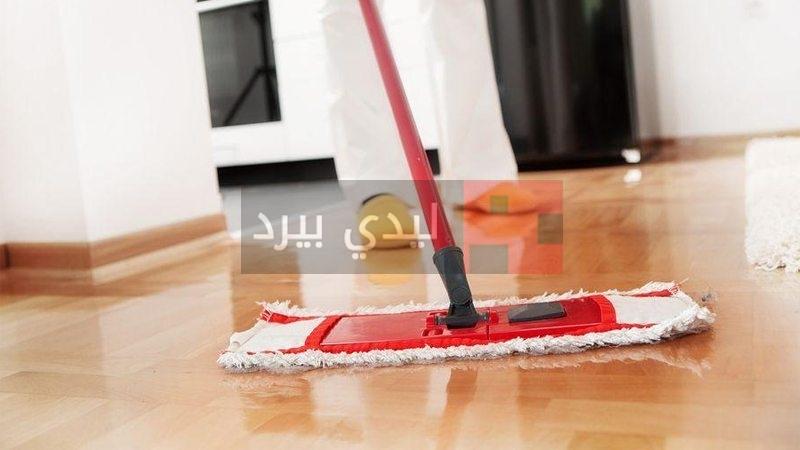 كيفية تطهير المنزل بعد المرض 1