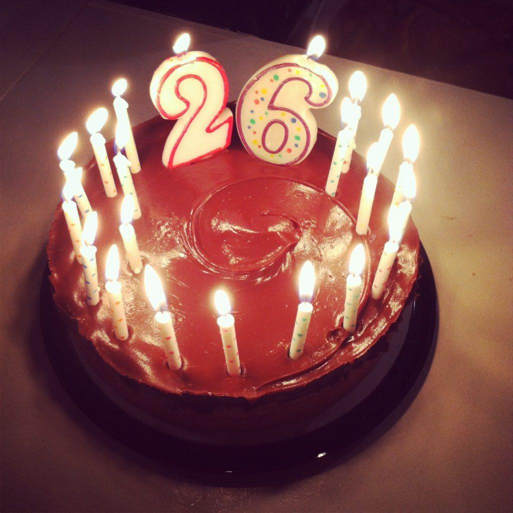 Happy Birthday Madison Cake