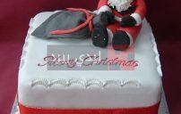 صور تورتة عيد الكريسماس 4