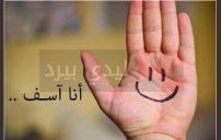 رسائل اعتذار للحبيب مصرية 1