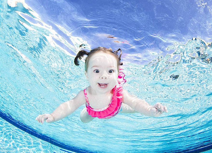 صور اطفال يسبحون ويمرحون في الماء منتديات درر العراق