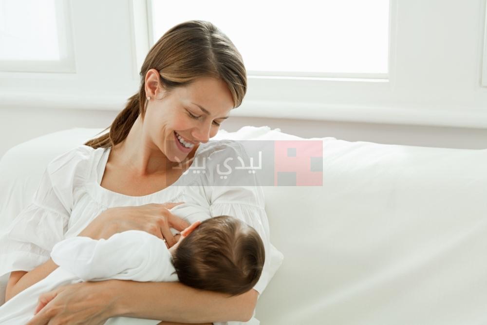 فوائد الرضاعة الطبيعية 1