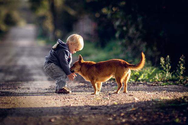 متنوعة وجميلة وعفوية للاطفال