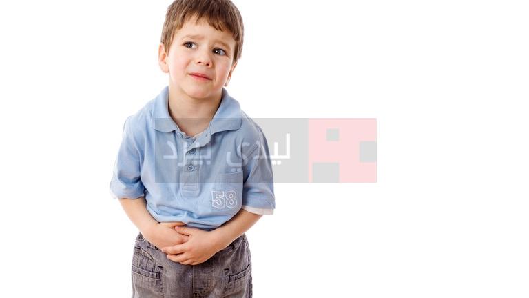 الم البطن عند الأطفال 1