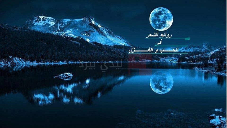 الشعر العربي في العشق 1