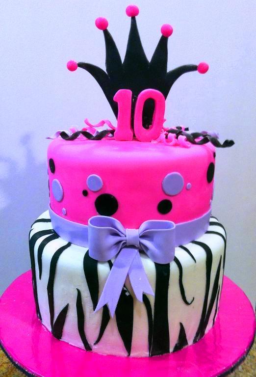 birthday-cakes-for-girls-10th-birthday