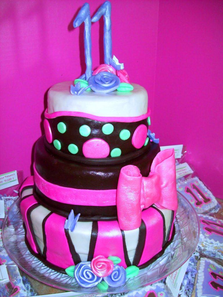 birthday-cakes-for-girls-11th-birthday
