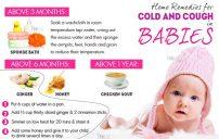 علاجات منزلية لنزلات البرد عند الأطفال 4