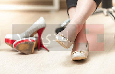 wear-proper-footwear-no-heels