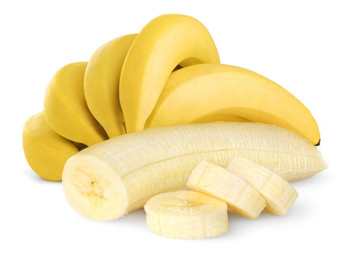 الموز للاسهال