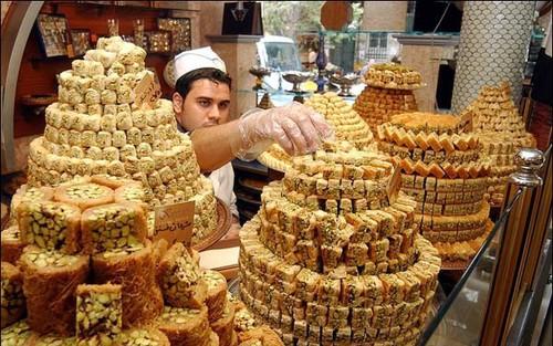 حلويات عربية عيد الفطر