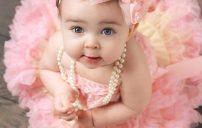 صور مولودة بنت 2
