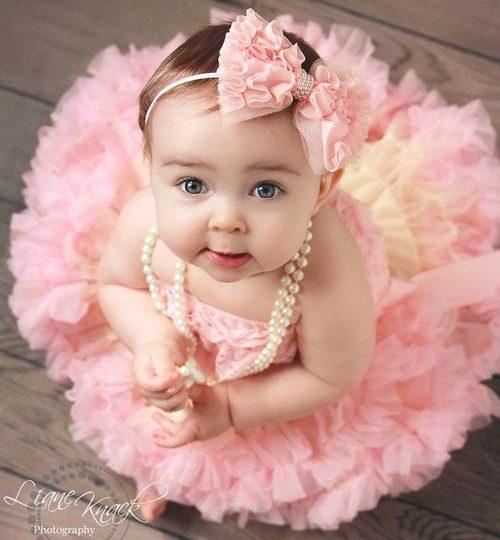 صور مولودة بنت 1