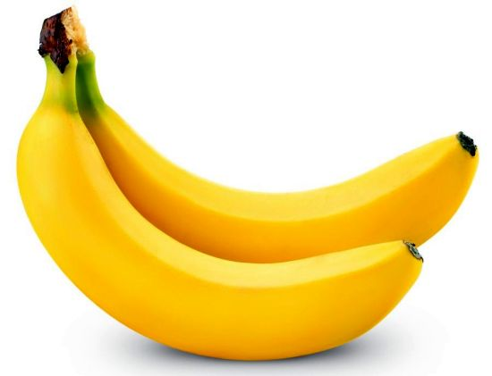 الالياف الموجودة في الموز