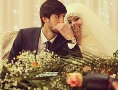 صور الحب في الزفاف