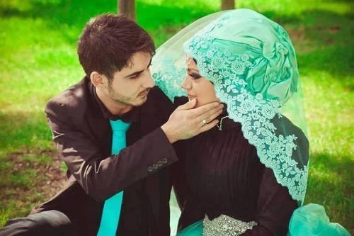 صور زفاف اسلامية