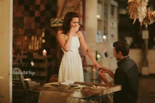 صور زواج رومانسية اجنبية