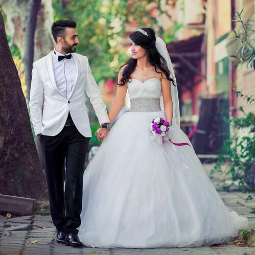 صور زواج رومانسية جديدة