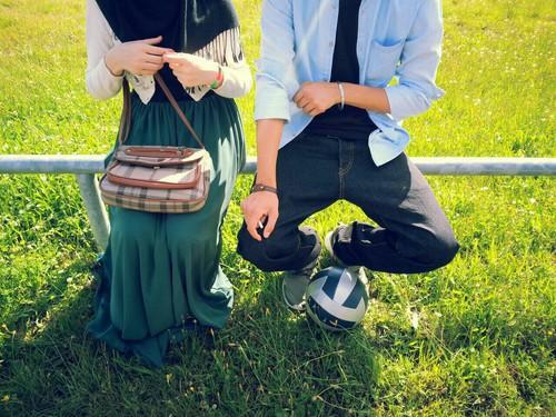 صور زوجة معا زوجها