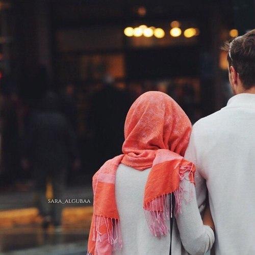 صور زوجة مع زوجها