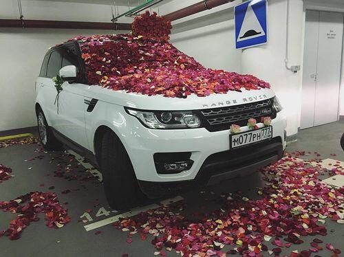 صور سيارة الزواج
