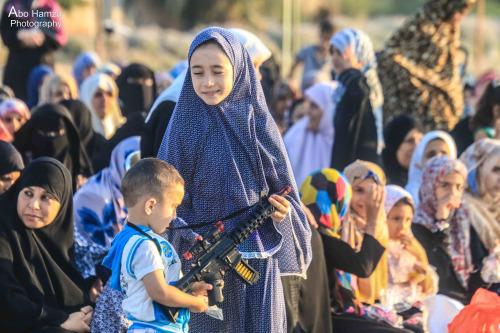 صور عن صلاة العيد