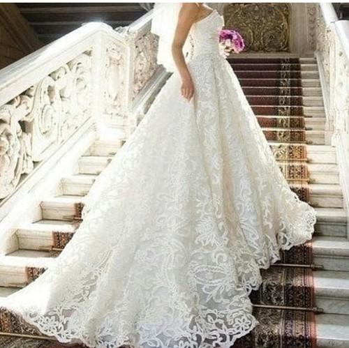 صور فستان العروسة
