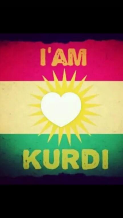 انا احب كردستان