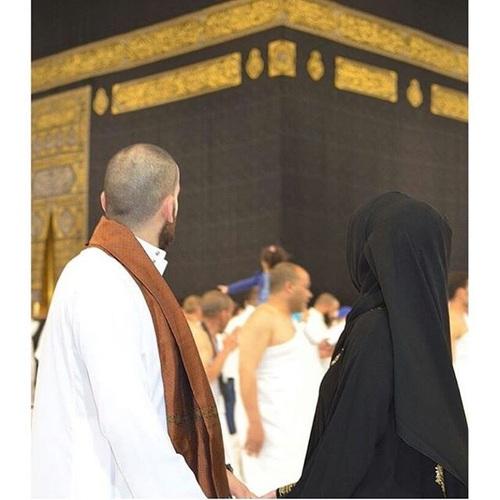 صور اسلامية زوجين