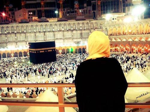 صور بنت اسلامية