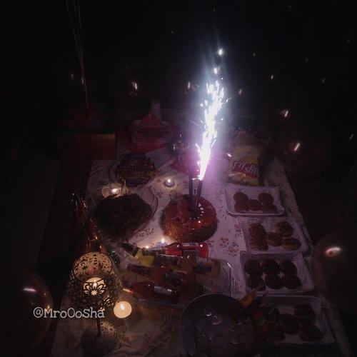 صور حفلات عيد ميلاد