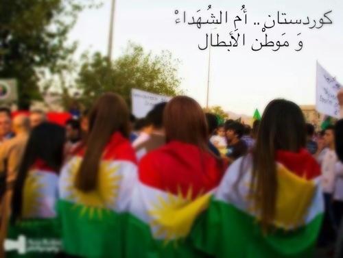 صور عن شهداء كردستان