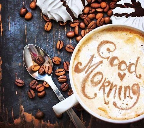 صور قهوة صباحية