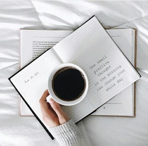 فنجان قهوة الصباح