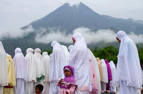 صور تعبر عن صلاة العيد