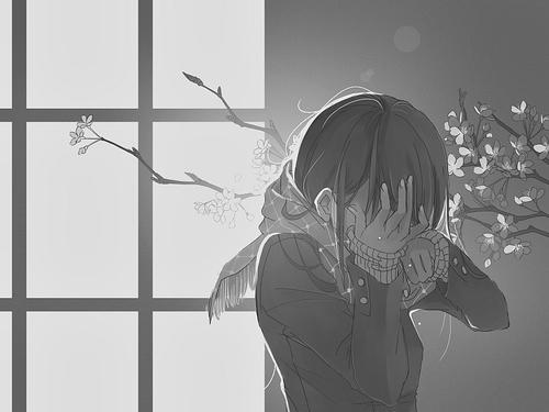 صور حزينة انمي ليدي بيرد