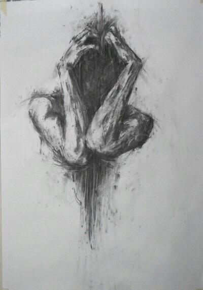 صور حزينة رسم 60